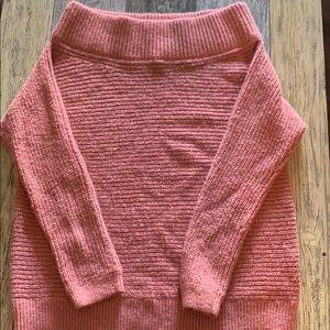 Express off shoulder sweater